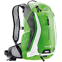 image of Deuter Race X Backpack - Spring/White