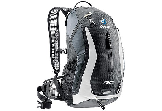 Deuter Race X Granite/White Backpack