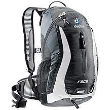 image of Deuter Race X Granite/White Backpack