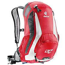 image of Deuter Race EXP Air Backpack - Fire White