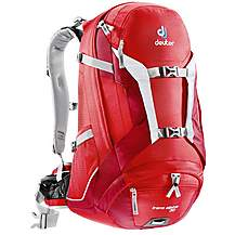 image of Deuter Trans Alpine 30 Back Pack - Fire Cranberry