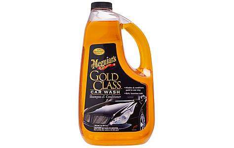 image of Meguiars Gold Class Car Shampoo and Conditioner 1.89 Litre