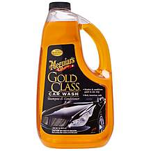 image of Meguiar's Gold Class Car Shampoo and Conditioner 1.89 Litre
