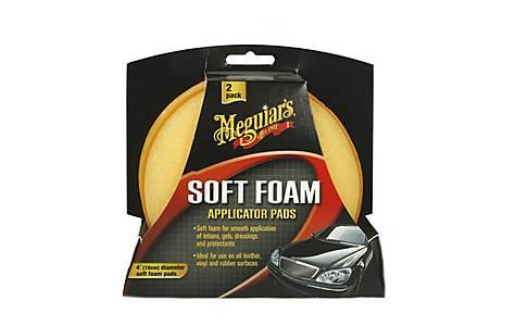 image of Meguiar's Soft Foam Applicator Pads Twin Pack