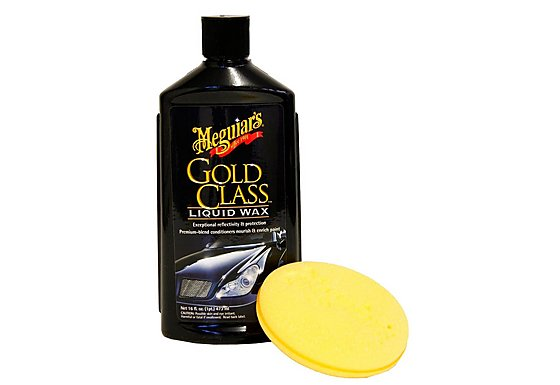 Meguiar's Gold Class Liquid Car Wax 473ml