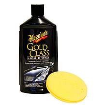 image of Meguiar's Gold Class Liquid Car Wax 473ml