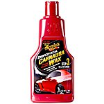 image of Meguiars Deep Crystal Carnauba Car Wax 473ml