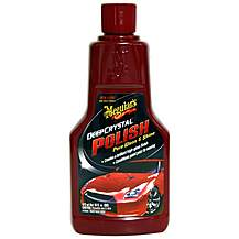 image of Meguiars Deep Crystal Car Polish Step 2 473ml
