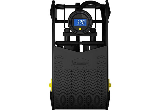 Michelin Digital Double Barrel Footpump