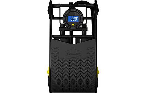 image of Michelin Digital Double Barrel Footpump