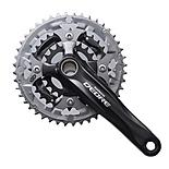 Shimano FC-M590 Deore 2 Piece Design Chainset, 9-speed - 44/32/22T, 170 mm