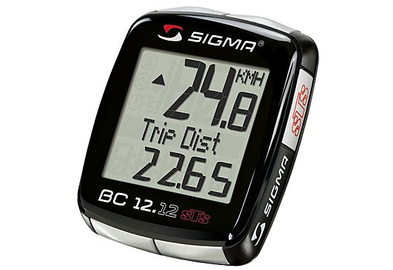 Sigma BC 12.12 Wireless Cycling Computer