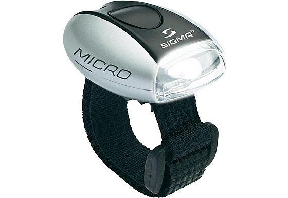 Sigma Micro Front LED Safety Light