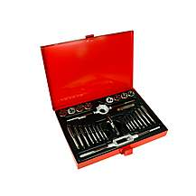 image of Halfords 28 piece Metric Tap & Die Set