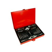 Halfords 28 piece Metric Tap & Die Set