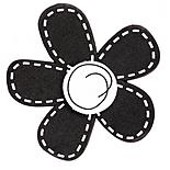 Halfords Black Daisy Aerial Topper