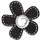 image of Halfords Black Daisy Aerial Topper