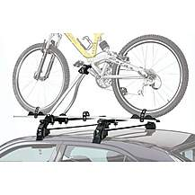 image of Avenir Utah Crank Clamping Car Roof Rack - 1 Bike