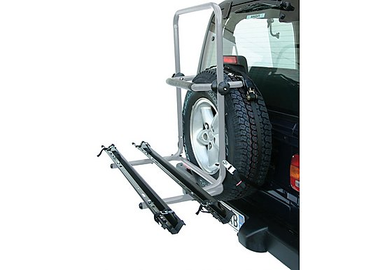 Avenir 4x4 Idaho 2-Bike Spare Tyre Fitting Rack