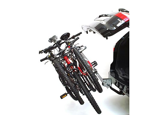 Avenir Arrezo 3-Bike Towball Car Rack