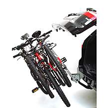 image of Avenir Arrezo 3-Bike Towball Car Rack