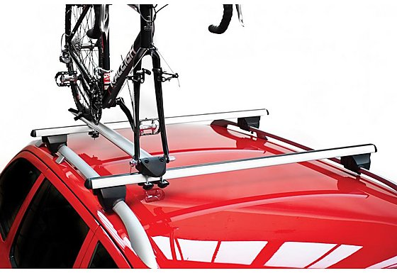 Avenir Pordoi Fork Mounting Single Bike Roof Rack