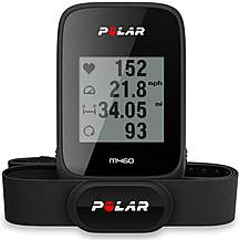image of Polar M460 Cycle Computer with Heart Rate Monitor