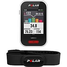 image of Polar V650 Cycle Computer with Heart Rate Monitor