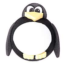 image of Halfords Penguin Aerial Topper