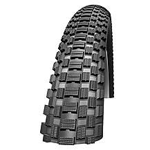 image of Schwalbe Table Top Black Bike Tyre 24x2.25