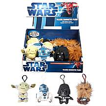 image of Star Wars Talking Mini Plush Keyring
