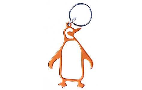 image of Munkees Penguin Bottle Opener Keyring