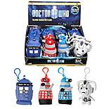 Dr Who Talking Mini Plush Keyring