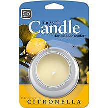 image of Go Travel Citronella Candle