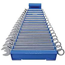 image of Unior Metric Wrench Set (10 Pieces)