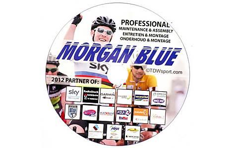 image of Morgan Blue Bike Maintenance CD