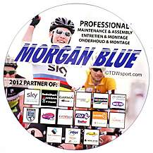 image of Morgan Blue Bike Maintenance CD