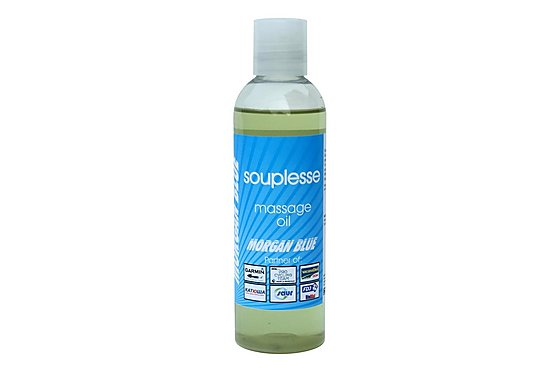Morgan Blue Souplesse Massage Oil - 200cc