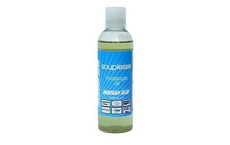image of Morgan Blue Souplesse Massage Oil - 200cc