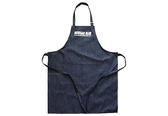 Morgan Blue Workshop Apron