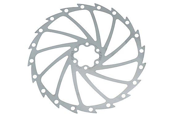 A2Z Teppan Yaki SP3 Disc Brake Rotor - 140mm