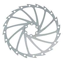 image of A2Z Teppan Yaki SP3 Disc Brake Rotor - 140mm