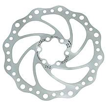 image of A2Z Teppan Yaki SP4 Disc Brake Rotor - 180mm