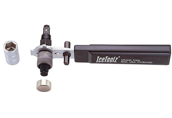 Ice Toolz Deluxe Crank Tool with Handle
