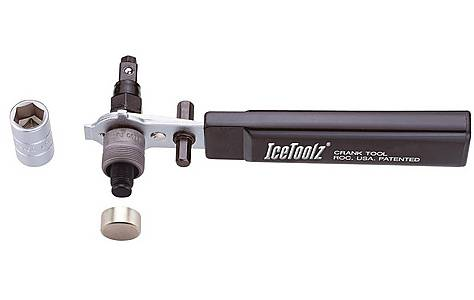 image of Ice Toolz Deluxe Crank Tool with Handle