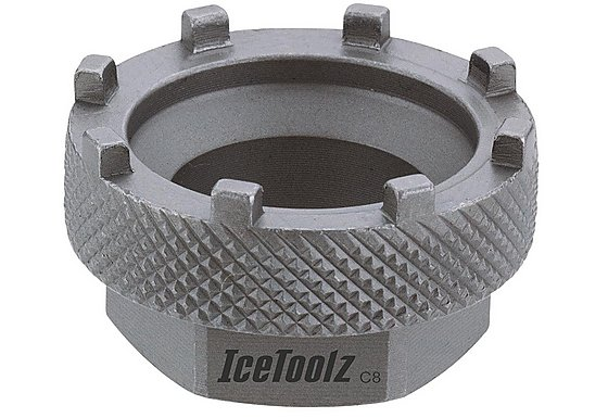 Ice Toolz Shimano/ISIS Compatible 8-Pin Bottom Bracket Tool