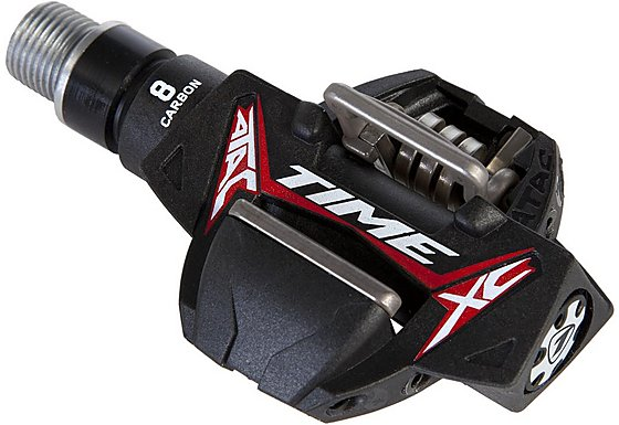 Time ATAC XC8 Carbon Clip-In MTB Bike Pedals