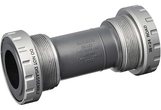 Shimano BB-5700 105 Bottom Bracket Cups - British thread