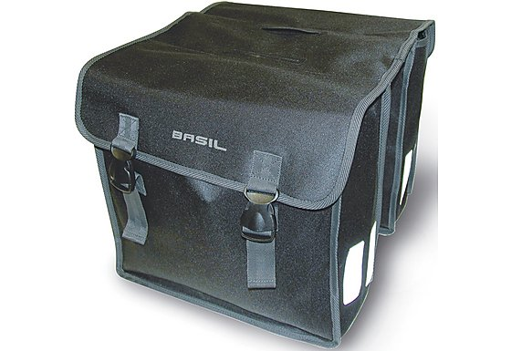 Basil Mara XL Water Resistant Double Pannier Bag - 35L