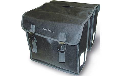 image of Basil Mara XL Water Resistant Double Pannier Bag - 35L